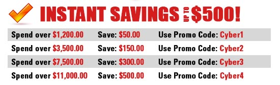 Save up to $300