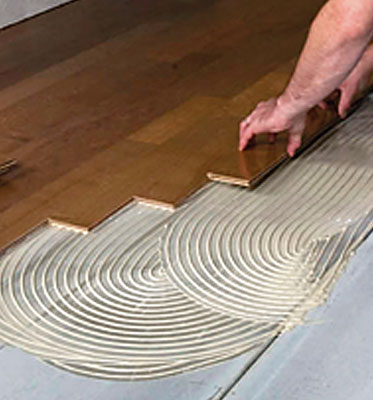 Flooring Glue